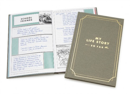 My Life Story So Far Journal | UncommonGoods