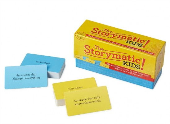Storymatic Kids Game | UncommonGoods