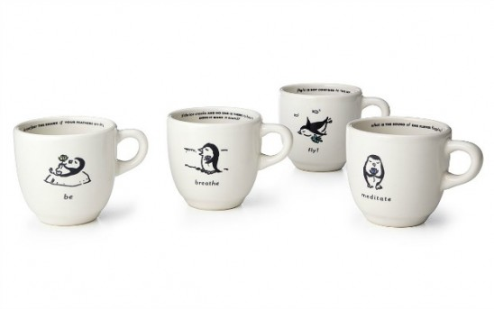 Zenguin Mugs | UncommonGoods