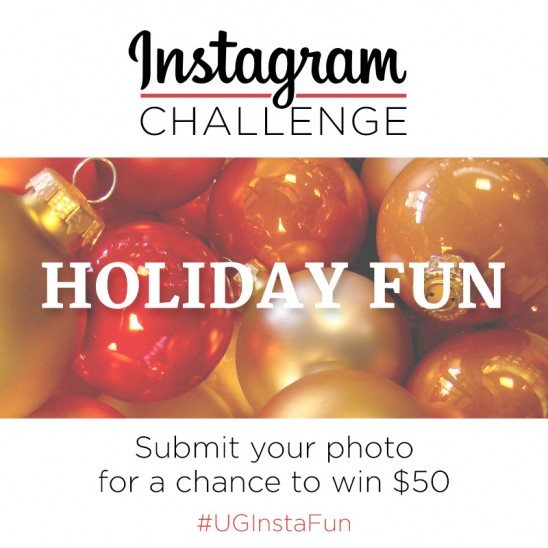 Instagram Challenge | Holiday Fun | #UGInstaFun | UncommonGoods