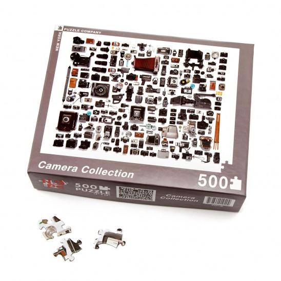 Camera Puzzle   UncommonGoods
