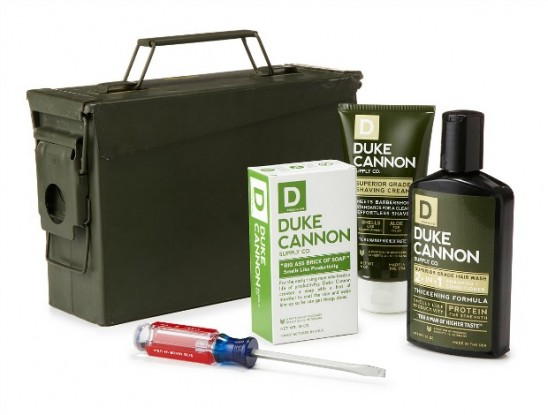 Men's Military Field Grooming Kit | UncommonGoods