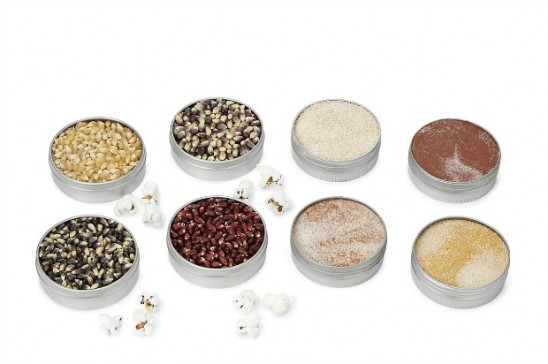 Popcorn Kernels and Seasoning Sets | UncommonGoods