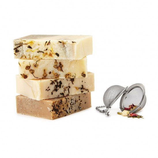 Tea Party Soap Set | UncommonGoods