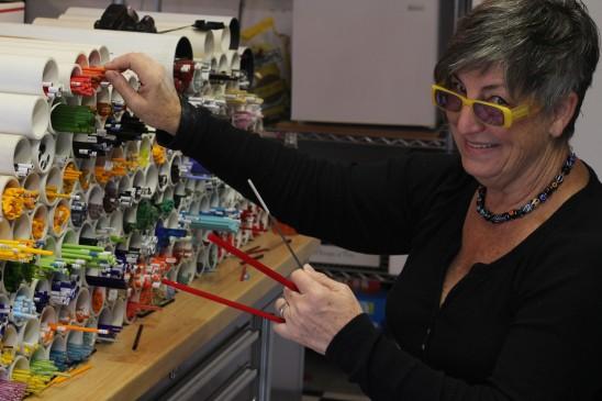 Heather Trimlett | Glass Design Challenge Winner