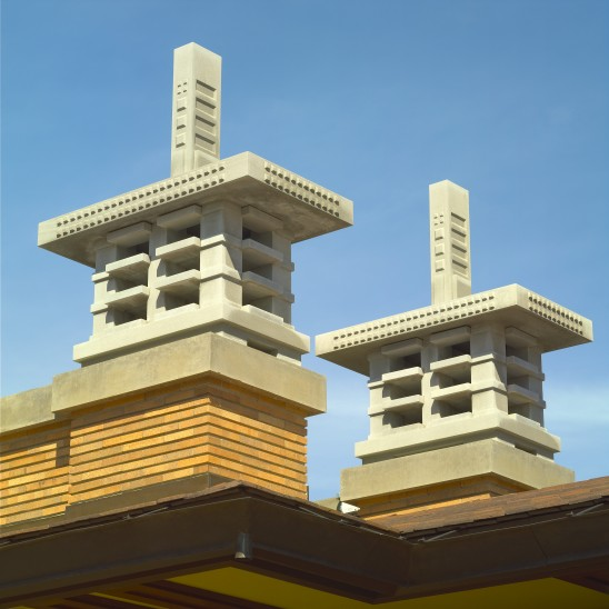 Darwin Martin Bird Houses