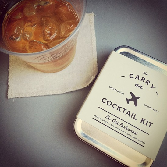 Carry-On Cocktail Kit | UncommonGoods