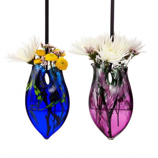 Hanging Heart Vase | UncommonGoods