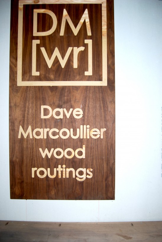 Dave Marcoullier Wooden Routings | UncommonGoods