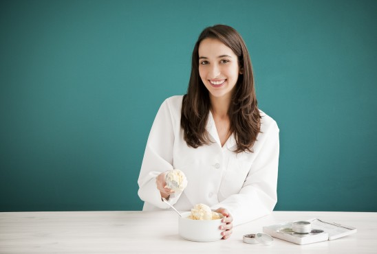 Easy Scoop Ice Cream Server and Dessert Baking Salts | UncommonGoods