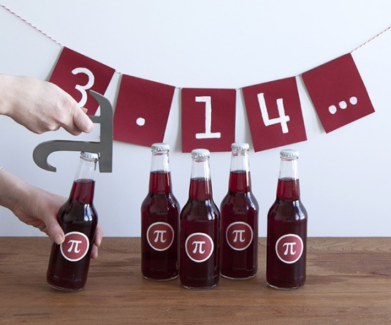 Pi Bottle Opener | UncommonGoods