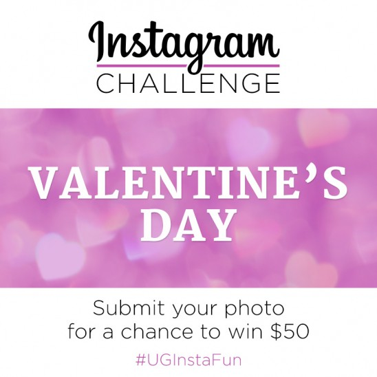 Instagram Challenge | Valentine's Day