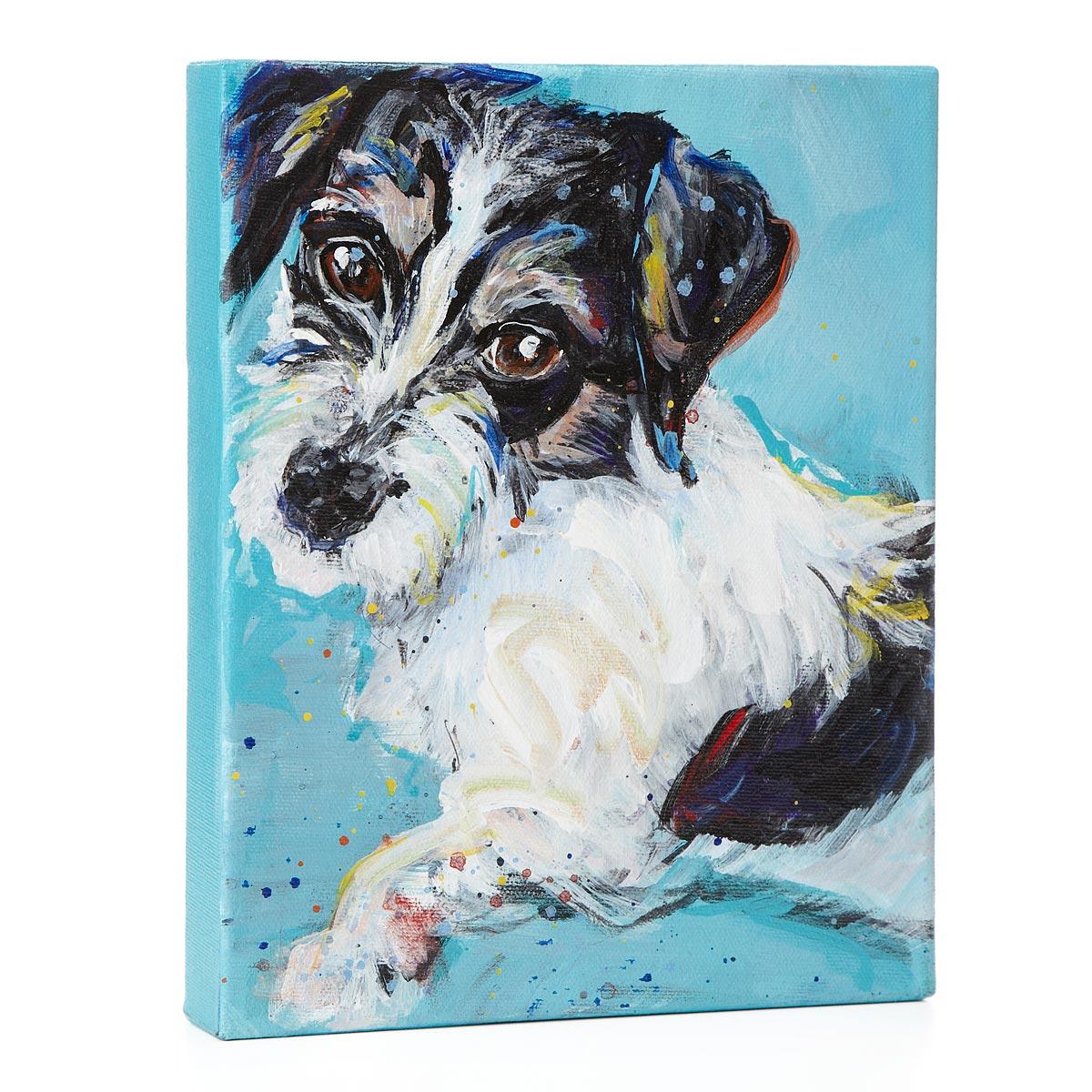 Custom Painterly Pet Portrait | UncommonGoods
