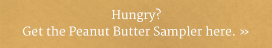 Buy the Peanut Butter Sampler Here | UncommonGoods