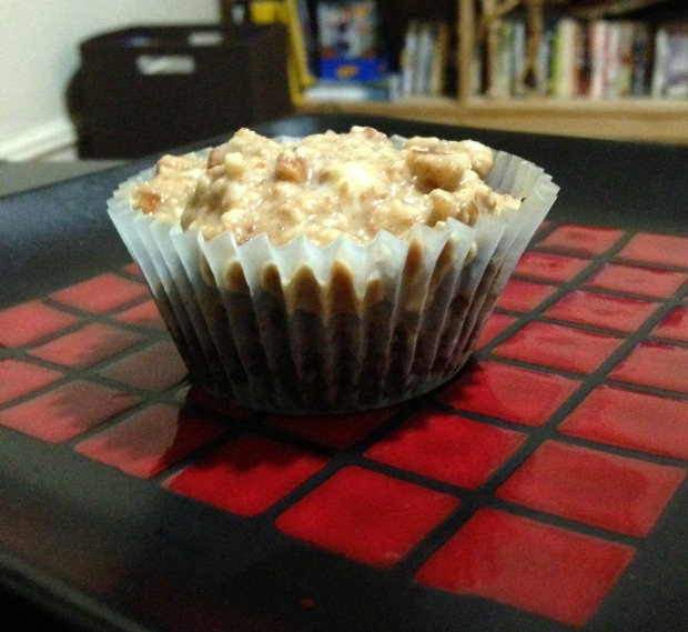 Peanut Butter Nutella Cupcake | UncommonGoods
