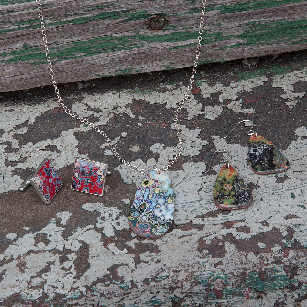Graffiti Jewelry | UncommonGoods