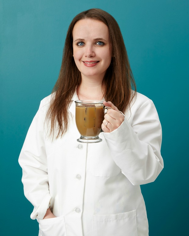Abi tests the Cold Brew Coffee Set