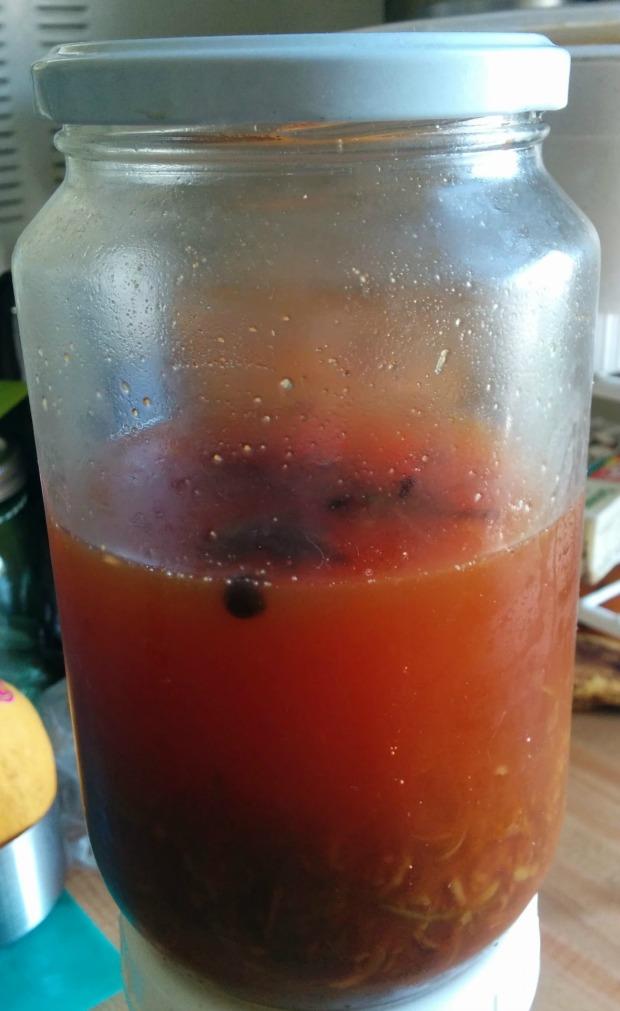 Tonic Jar