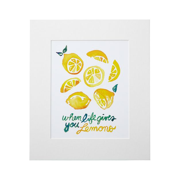 When Life Gives You Lemons | UncommonGoods