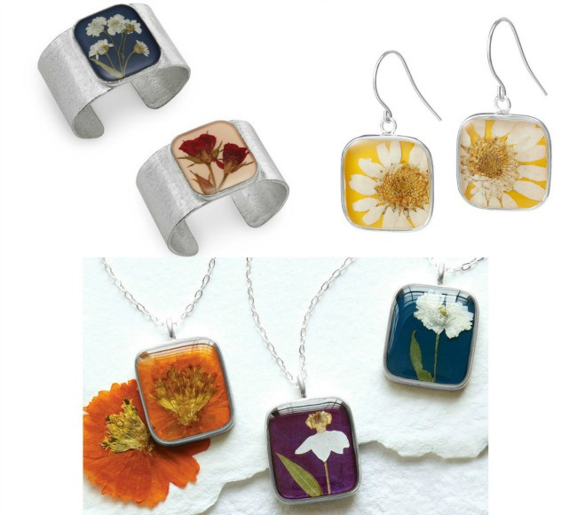 Birth Month Flower Jewelry | UncommonGoods