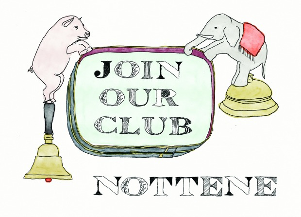 NOTTENE join our club