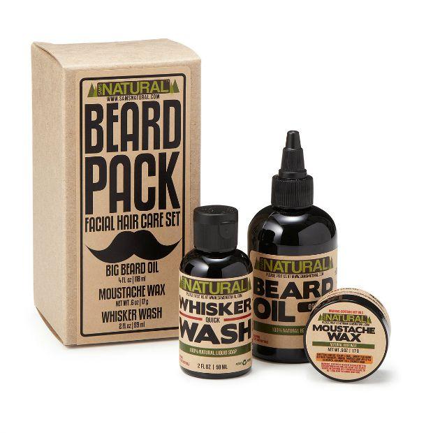 Beard Pack | UncommonGoods