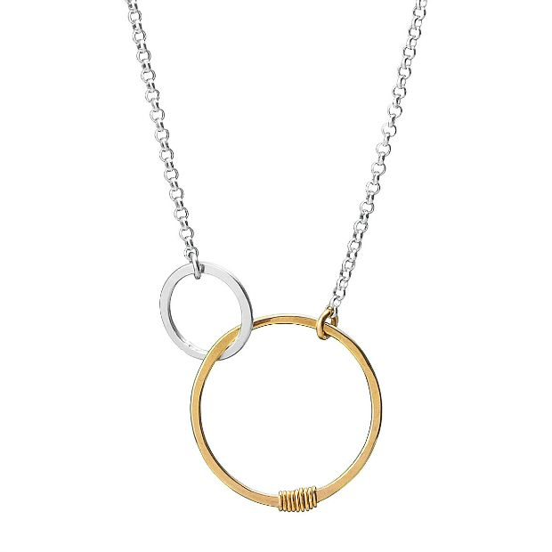 Links of Love Necklace | UncommonGoods