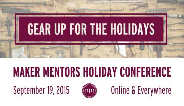 Maker Mentors Holiday