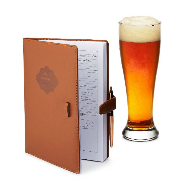 Home Brew Journal | UncommonGoods