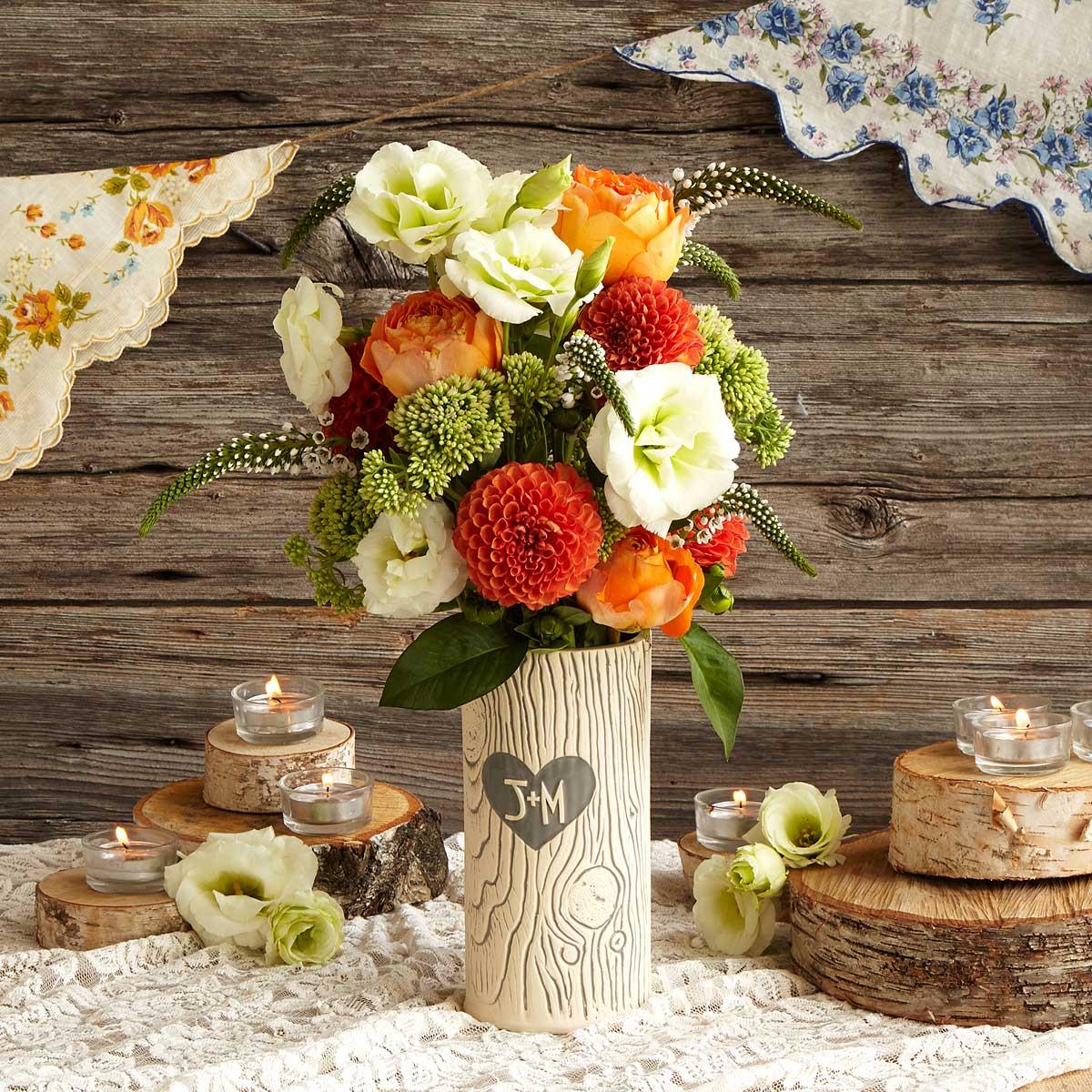Faux Bois Vase | UncommonGoods