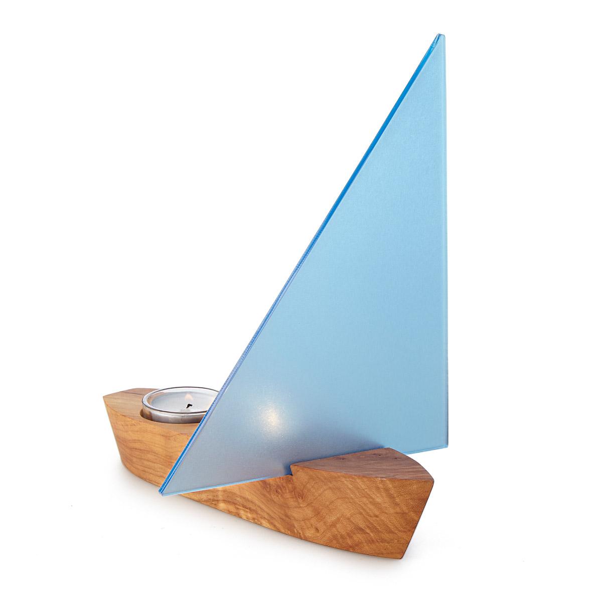 Set Sail Tealight | UncommonGoods