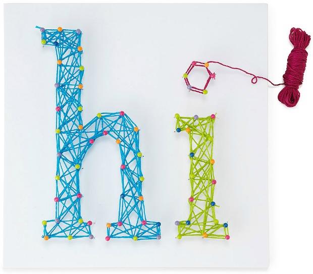 DIY String Art Kit | UncommonGoods