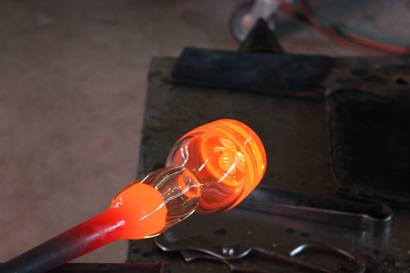 Hot Glass and Tools