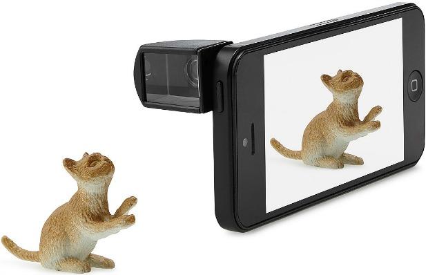 Smartphone Spy Lens - UncommonGoods