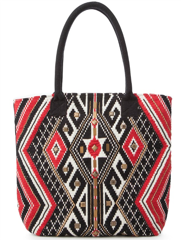 Tapestry Inspired Tote | UncommonGoods
