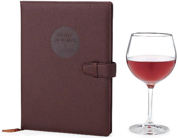 Wine Maker's Journal | UncommonGoods