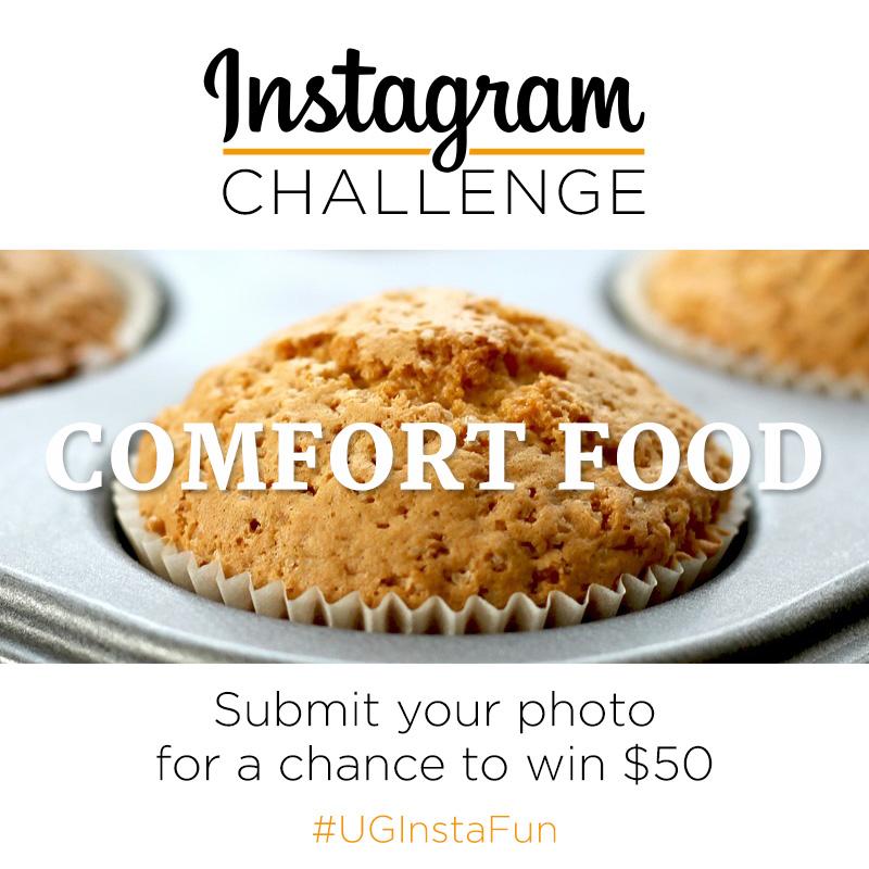 Instagram Challenge | Comfort Food