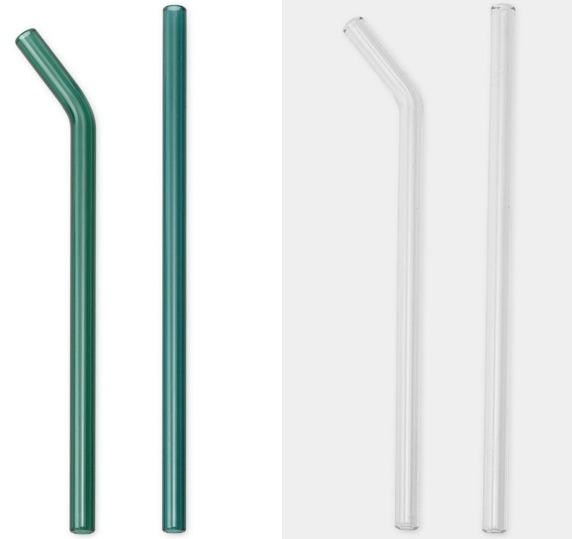 Glass Straws | UncommonGoods
