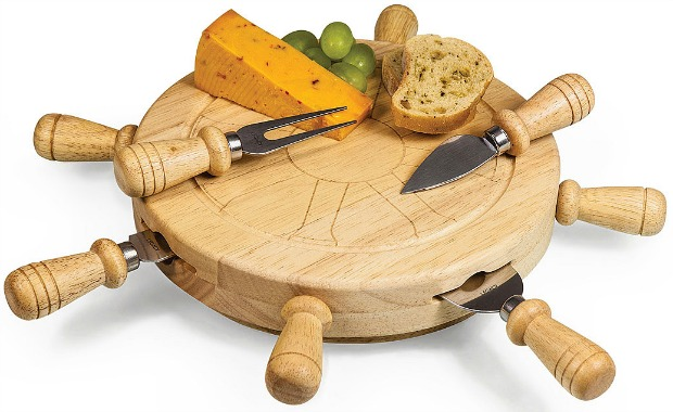 Mariner Cheese Board | UncommonGoods