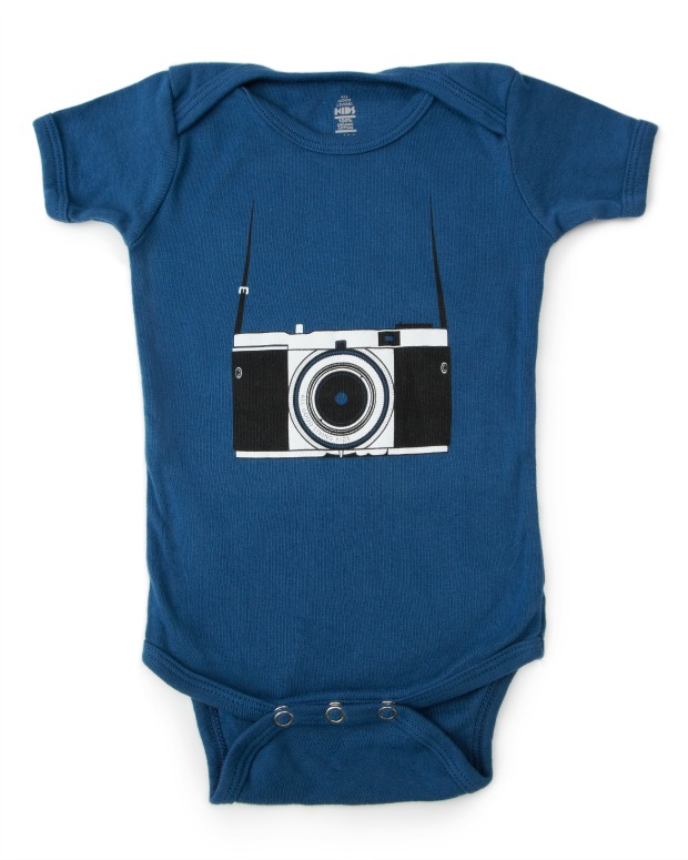 The Tourist Babysuit | UncommonGoods