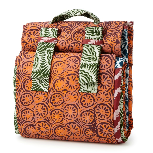 Tote Along Picnic Blanket | UncommonGoods