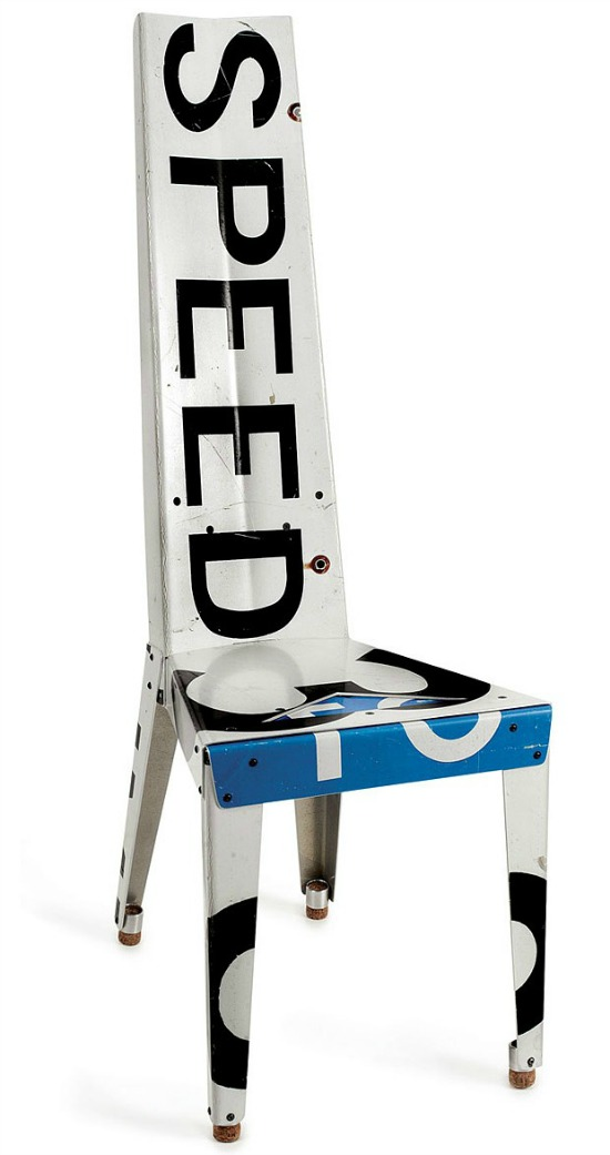 Speed Chair | UncommonGoods