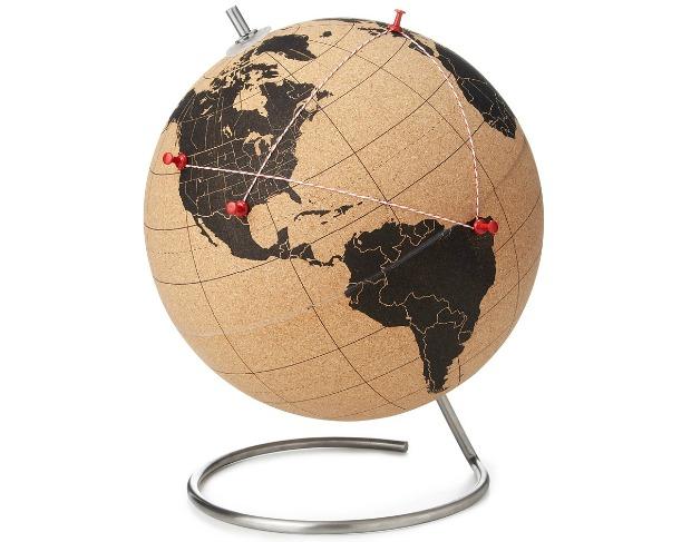 Cork Globe | UncommonGoods
