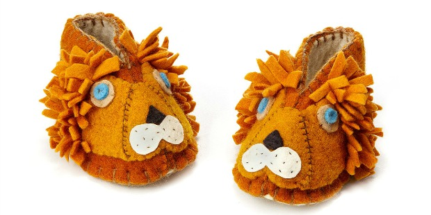 Lion Booties | UncommonGoods