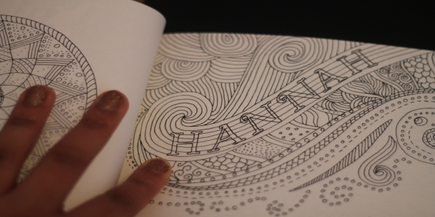 Coloring Book for Grown Ups | UncommonGoods