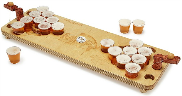 Mini Beer Pong | UncommonGoods