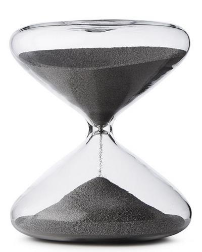 Productivity Timing Hourglass | UncommonGoods