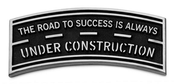 Road to Success Paperweight | UncommonGoods