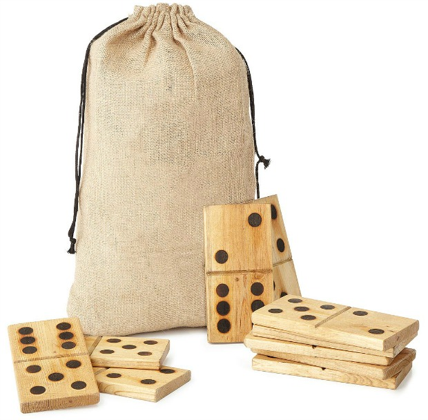 Yard Dominoes | UncommonGoods