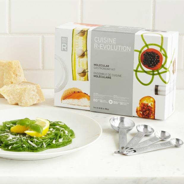 Molecular Gastronomy Kit - Cuisine | UncommonGoods